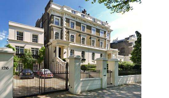 7 Bedrooms Detached House for rent in Hamilton Terrace