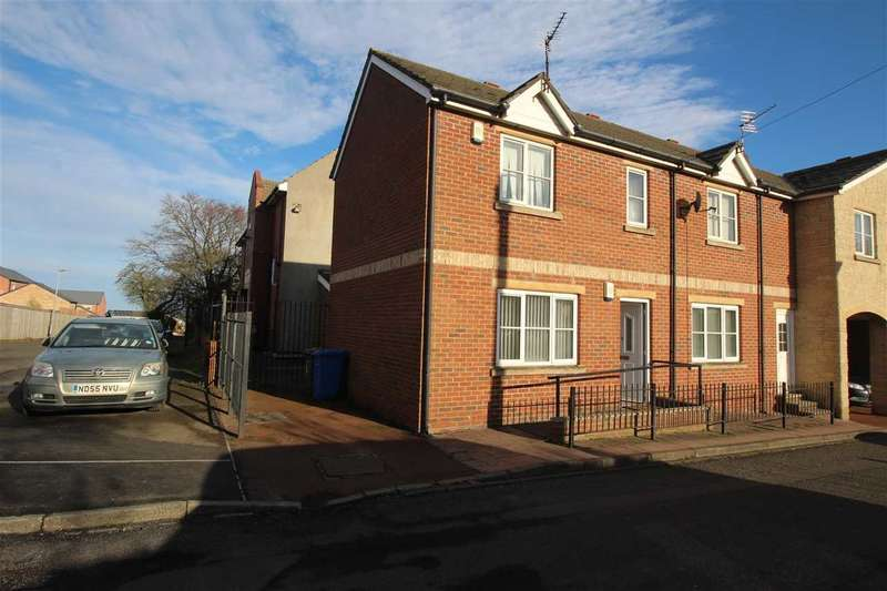 2 Bedrooms Flat for sale in Middle Farm Court, Cramlington
