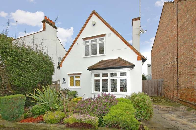 2 Bedrooms Cottage House for sale in The Crosspath, Radlett