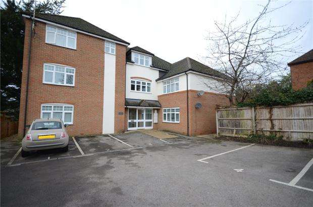 2 Bedrooms Apartment Flat for sale in Miles Court, 74 Cambridge Road, Aldershot