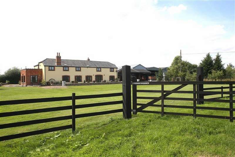 5 Bedrooms Farm House Character Property for sale in Church Farm, Marston Road, Croft, Leicestershire