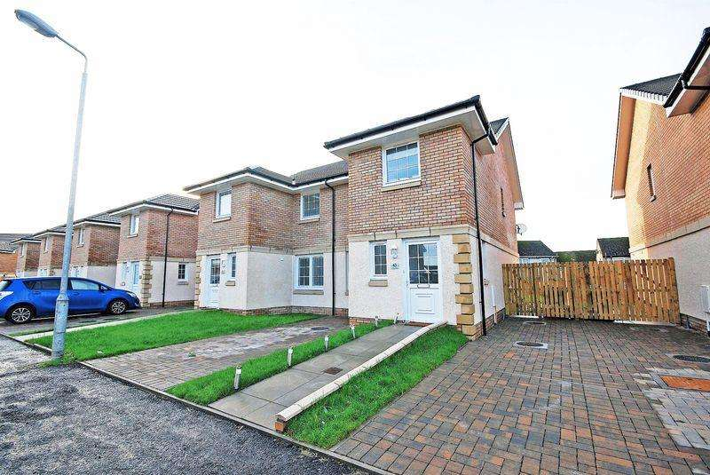 3 Bedrooms Semi-detached Villa House for sale in 43 Primpton Avenue, Dalrymple, KA6 6EL