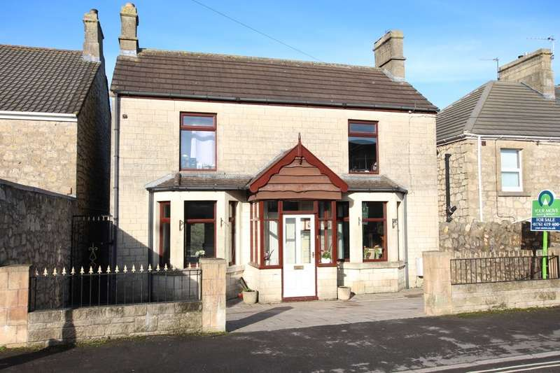4 Bedrooms Detached House for sale in Ashgrove, Peasedown St. John, Bath, BA2