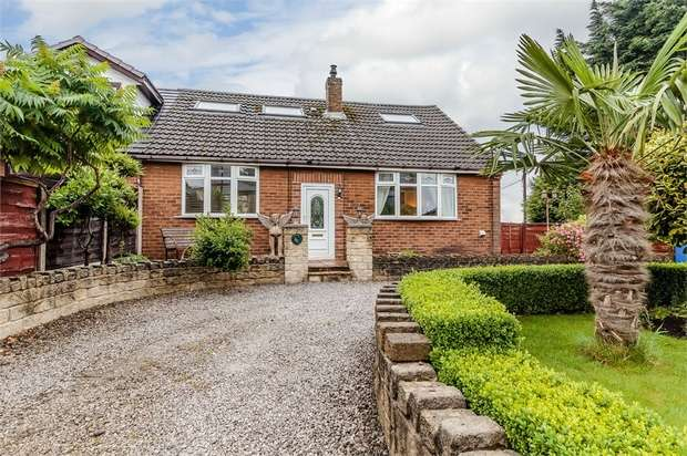 4 Bedrooms Semi Detached Bungalow for sale in Bury Road, Tottington, Bury, Lancashire