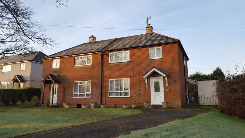 3 Bedrooms Semi Detached House for sale in Tudor Way, Worcester, WR2