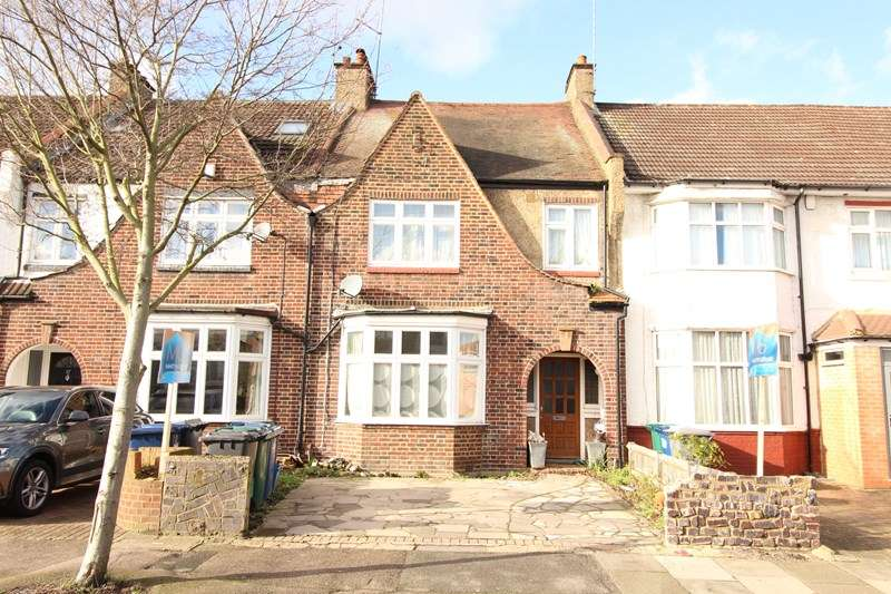 4 Bedrooms Terraced House for sale in Ridgeview Road, Whetstone