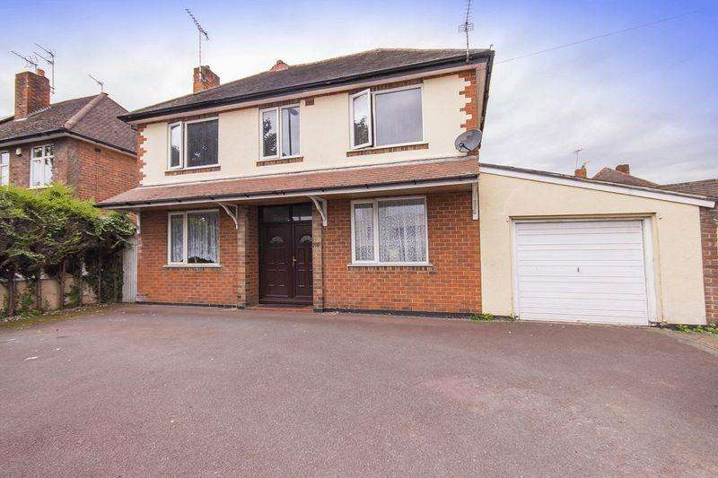 4 Bedrooms Detached House for sale in STENSON ROAD, LITTLEOVER