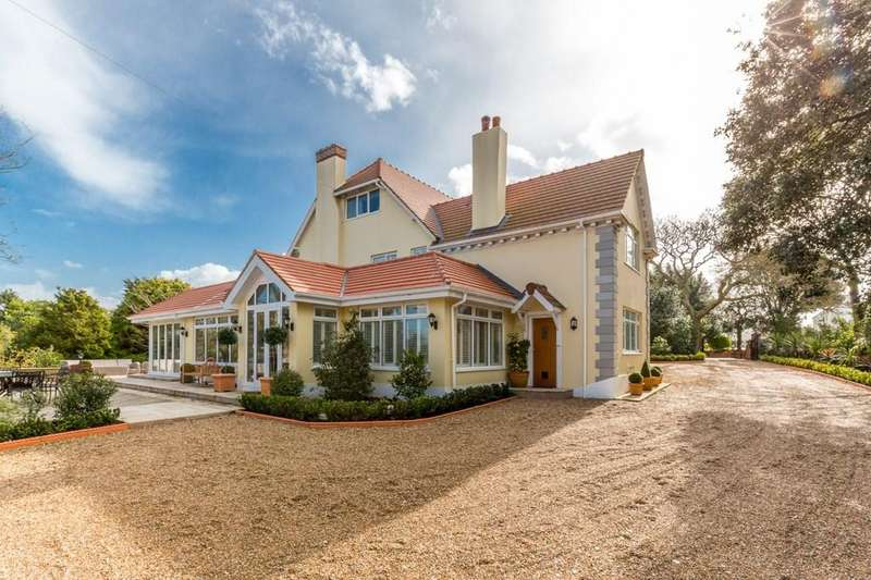 7 Bedrooms Detached House for sale in Rue Cauchee, St. Martin, Guernsey