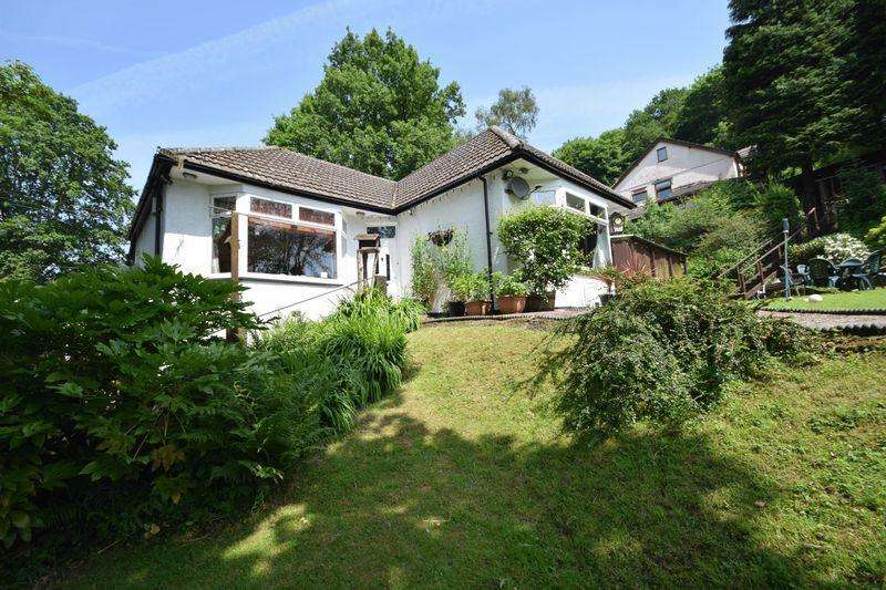 4 Bedrooms Detached Bungalow for sale in Churchwood, Pontypool