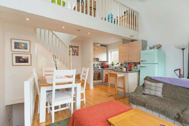 1 Bedroom Flat for sale in Mill Lane, West Hampstead, NW6