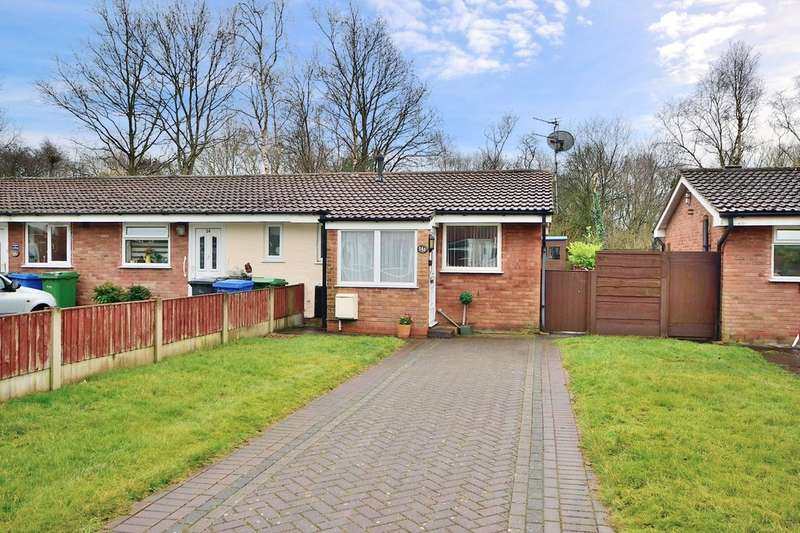 1 Bedroom Terraced Bungalow for sale in Woodhouse Close, Birchwood, Warrington