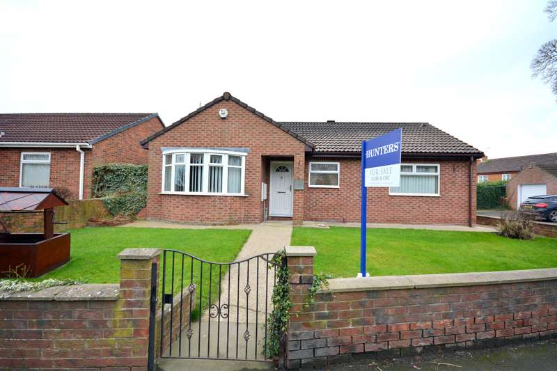 2 Bedrooms Bungalow for sale in Harland Court, St. Helen Auckland, Bishop Auckland, DL14 9JH