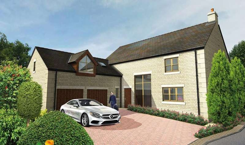5 Bedrooms Detached House for sale in Listerdale Court,Sledgate Lane