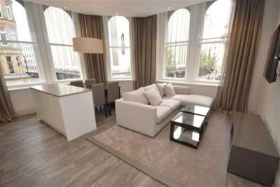 2 Bedrooms Flat for rent in King Street, Manchester, M2