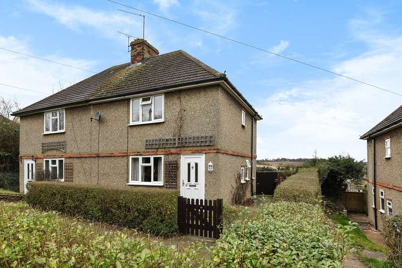 3 Bedrooms Semi Detached House for sale in Horn Hill, Whitwell, Hitchin, SG4