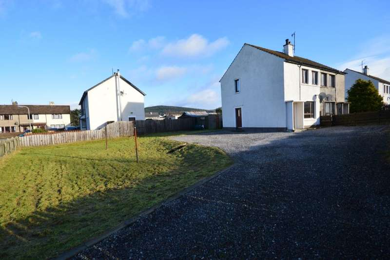 2 Bedrooms Semi Detached House for sale in Balmenach Road, Cromdale, Grantown-On-Spey, PH26