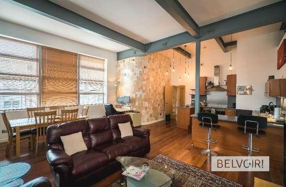 2 Bedrooms Flat for rent in New Hampton Lofts, 90 Great Hampton Street, Birmingham