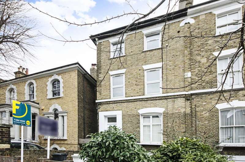 1 Bedroom Flat for sale in Greenwood Road, London Fields, E8