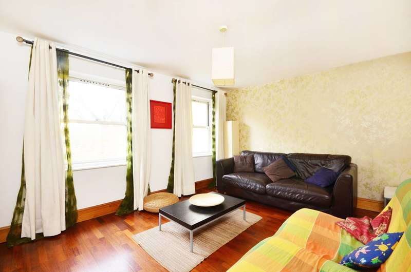 2 Bedrooms Flat for sale in Freemantle Street, Elephant and Castle, SE17