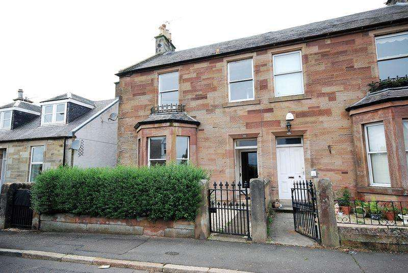 3 Bedrooms Semi-detached Villa House for sale in 4 Barns Terrace, Maybole, KA19 7EP