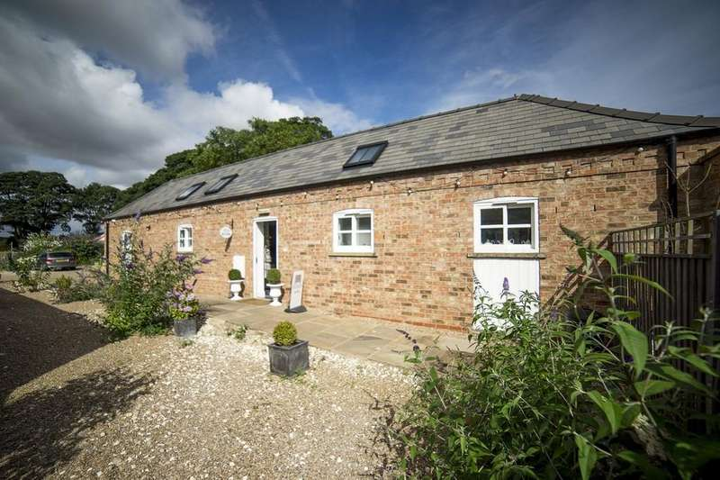 Detached Bungalow for sale in Brigg Road, Castlethorpe