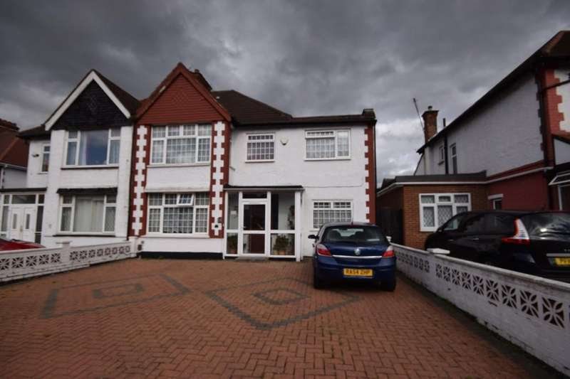 5 Bedrooms Semi Detached House for sale in Blenheim Gardens, Wembley