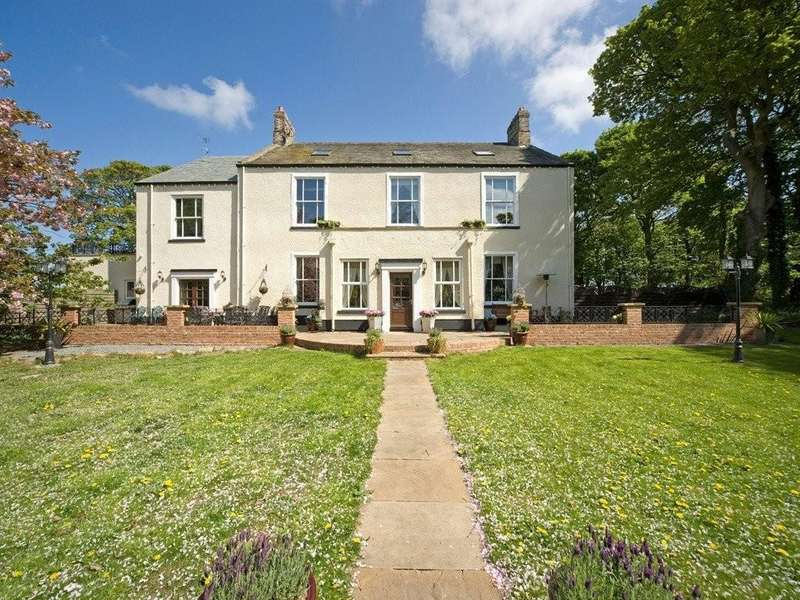 5 Bedrooms Detached House for sale in Herrington Hill House