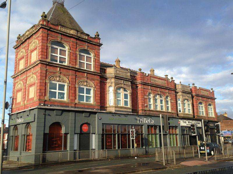 2 Bedrooms Apartment Flat for sale in Blenheim Road, Liverpool