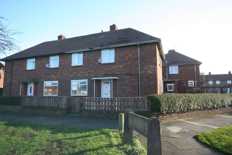3 Bedrooms Semi Detached House for sale in Ellerby Green, Middlesbrough, TS3