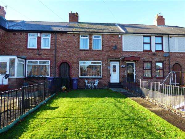 2 Bedrooms Terraced House for sale in St Anthonys Road, Newcastle upon Tyne