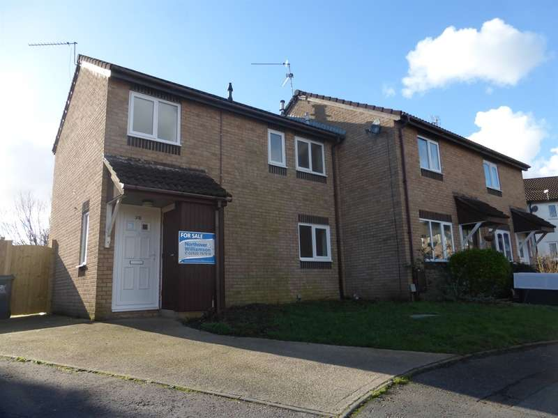 3 Bedrooms Semi Detached House for sale in Verbena Close, St. Mellons, Cardiff