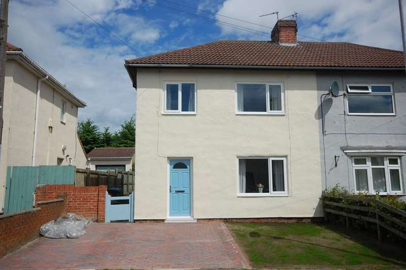 3 Bedrooms Semi Detached House for sale in St. Aidans Avenue, Durham