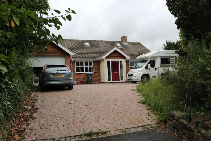 3 Bedrooms Detached Bungalow for sale in Blackhorse Hill, Appleby Magna, Swadlincote