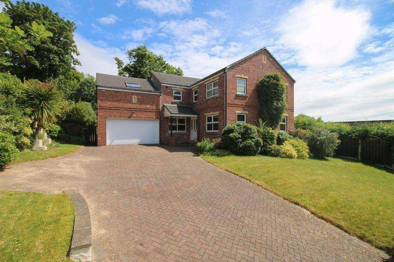 4 Bedrooms Detached House for sale in Baytrees, Lower Cronk Orry, Laxey, IM4 7DN