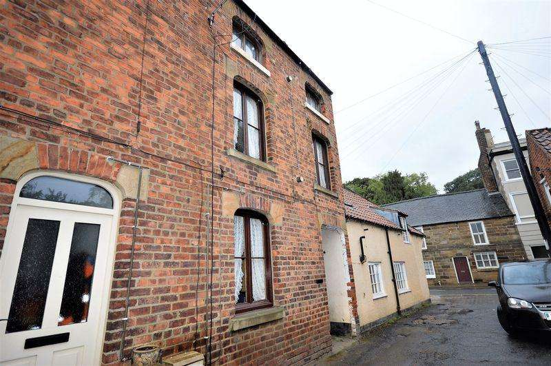 3 Bedrooms Terraced House for sale in High Street, Ruswarp, Whitby
