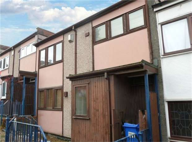 3 Bedrooms Terraced House for sale in Samuel Close, Sheffield, South Yorkshire