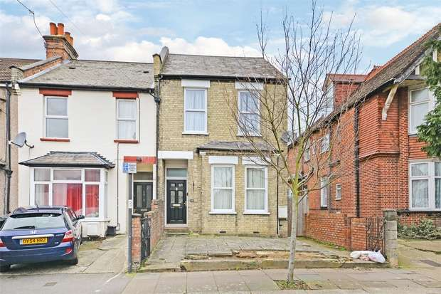 3 Bedrooms End Of Terrace House for sale in Spencer Road, HARROW, Middlesex