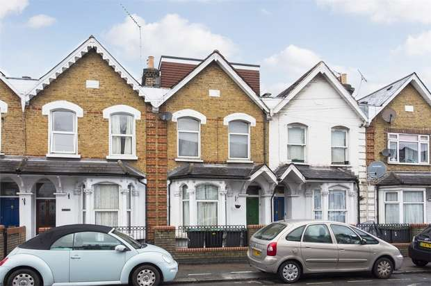 5 Bedrooms Terraced House for sale in Hornsey Park Road, Hornsey, N8