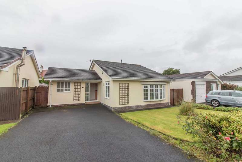 2 Bedrooms Detached Bungalow for sale in 5 Mountain View, Douglas, IM2 5HU