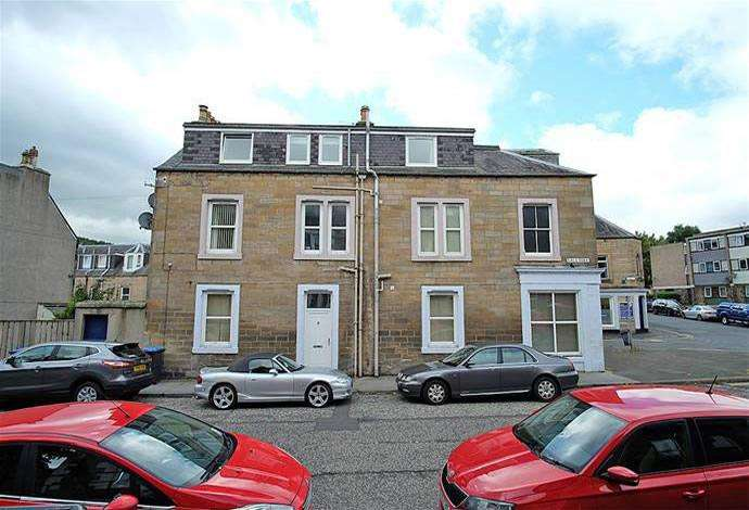 2 Bedrooms Flat for sale in 116 Gala Park, Galashiels, TD1 1EZ