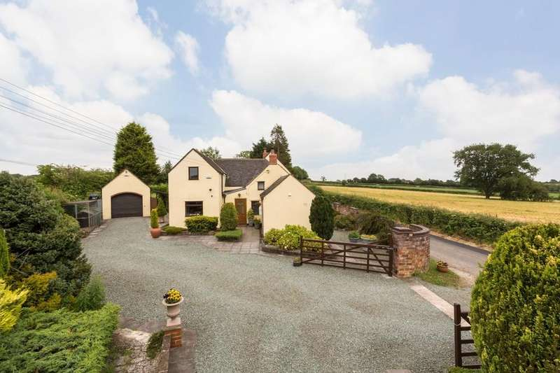 4 Bedrooms Cottage House for sale in Atlow Lane, Atlow, Nr Ashbourne