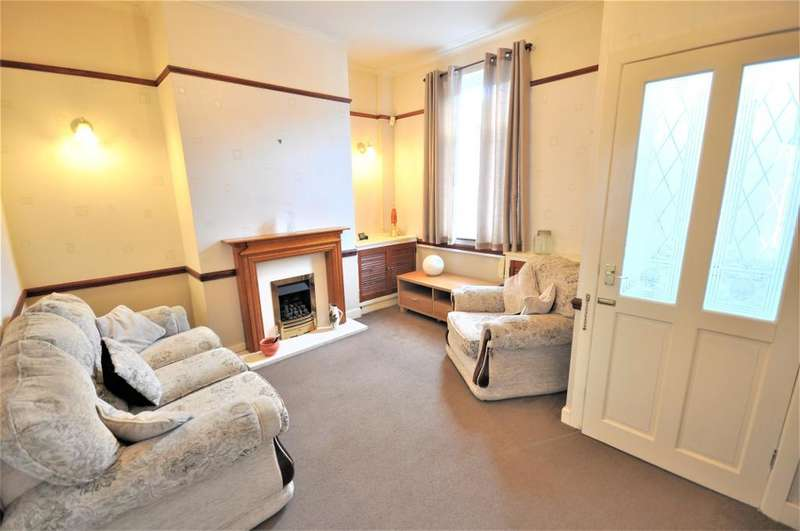 2 Bedrooms Terraced House for sale in Cardigan Street, Ashton, Preston, Lancashire, PR2 2AS