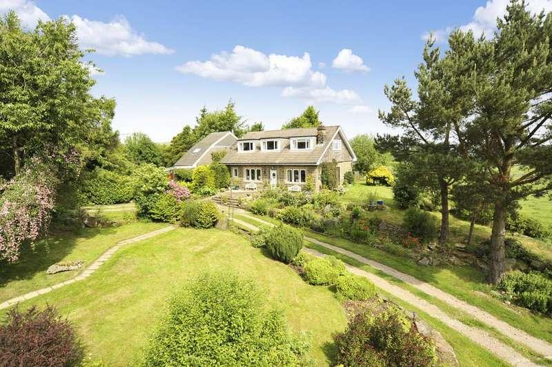 4 Bedrooms Link Detached House for sale in Dacre, Harrogate