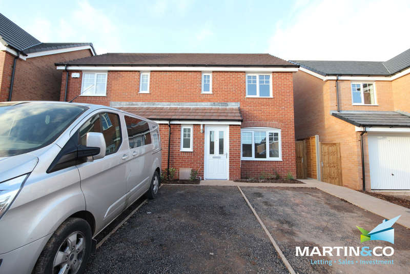 3 Bedrooms Semi Detached House for rent in 'Martineau Gardens', Ansell Way, Harborne, B32