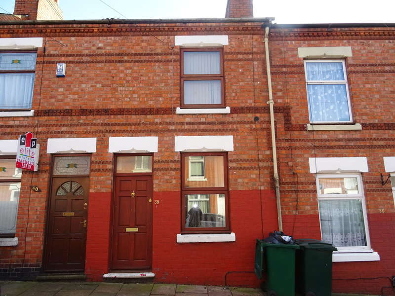 2 Bedrooms Terraced House for sale in Villiers Street , Stoke, Coventry