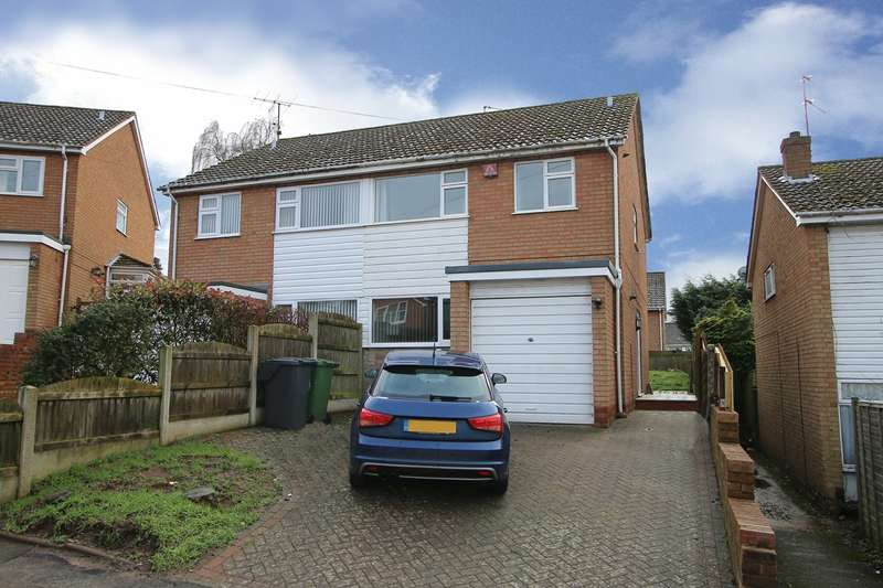 3 Bedrooms Semi Detached House for rent in Winds Point, Hagley, Stourbridge, DY9
