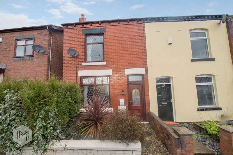 2 Bedrooms Terraced House for sale in Hindley Road, Westhoughton, Bolton, BL5