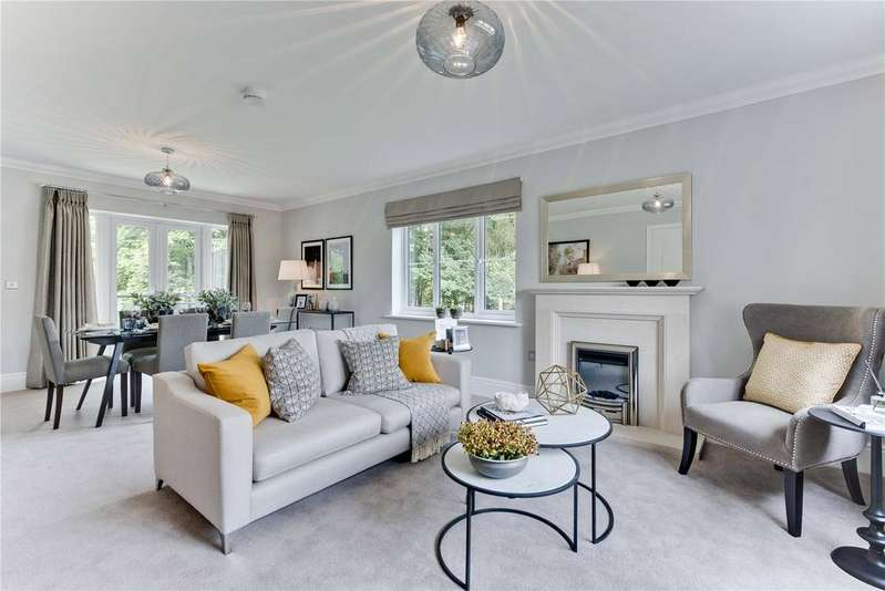 3 Bedrooms Retirement Property for sale in The Barkley Bramshott Place Village, King George's Drive, Liphook, Hampshire, GU30