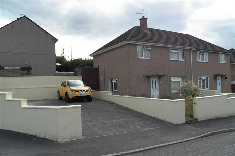 3 Bedrooms Semi Detached House for sale in Russell Terrace, Carmarthen