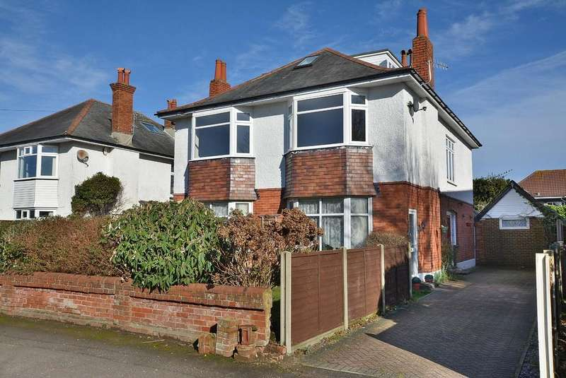 4 Bedrooms Apartment Flat for sale in St Ledgers Road, Queens Park, Bournemouth